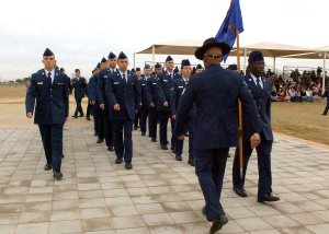 Lackland Air Force Base Graduation Information - Welcome